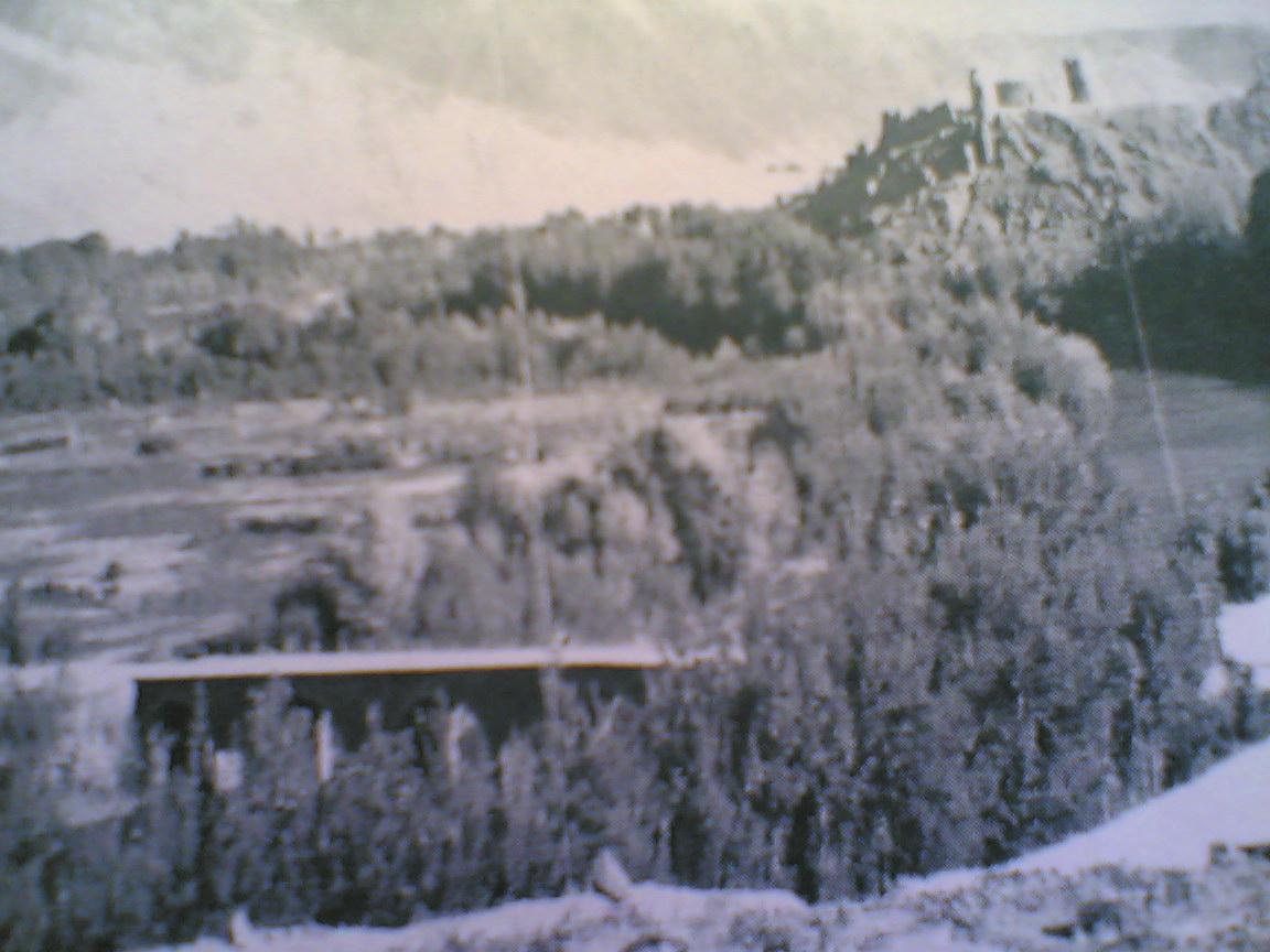 تصویر پل هوره مربوط به 50 سال پیش